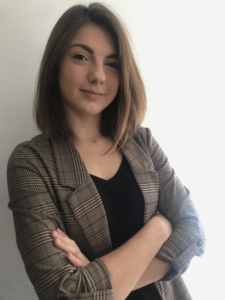 Agata Kucapska specjalista SEO
